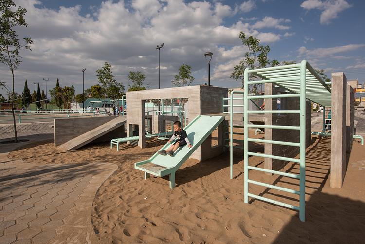 Parque Los Héroes / Francisco Pardo Arquitecto, © Jaime Navarro