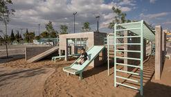 Parque Los Héroes / Francisco Pardo Arquitecto
