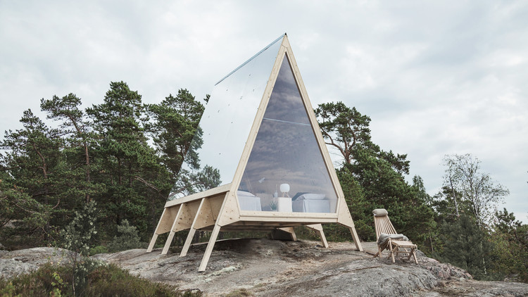 Nolla Cabin / Studio Mr. Falck