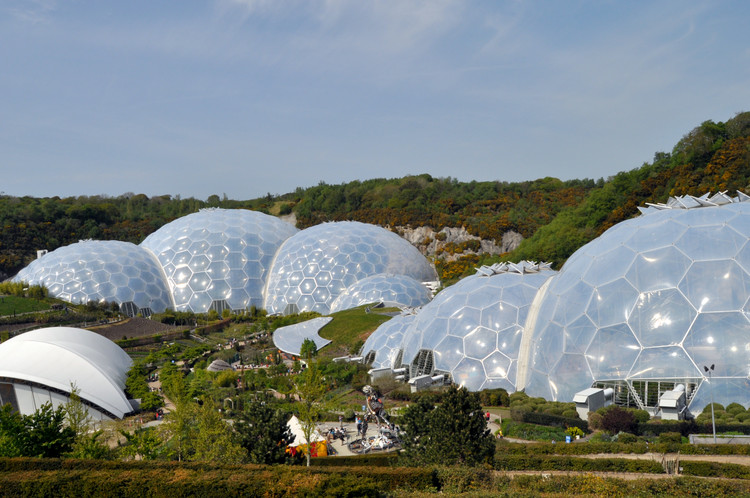 Grimshaw's Next Eden Project Could be in the North of England,  via flickr user vanchett licensed under CC BY-NC-ND 2.0. ImageThe Eden Project, Cornwall