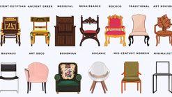 Sillas, camas y sofás: cómo el diseño de mobiliario ha evolucionado a través de la historia