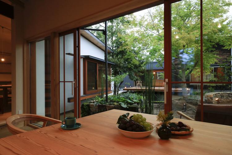 Casa de Hóspedes em Aira / Plan21, © Akira Ueda