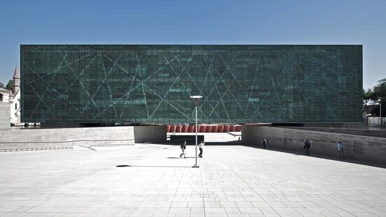 Guía de edificios y ciudades chilenas para visitar este 18 , © Plataforma Urbana