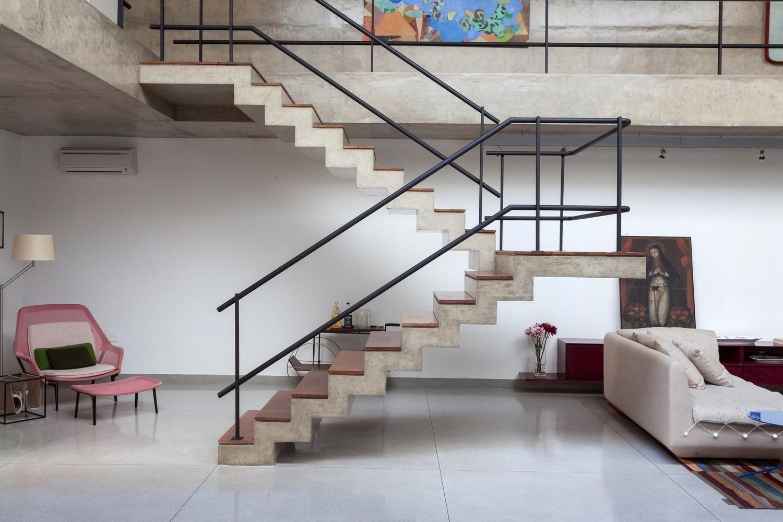 Galeria De Barandas Y Pasamanos Para Escaleras Materiales
