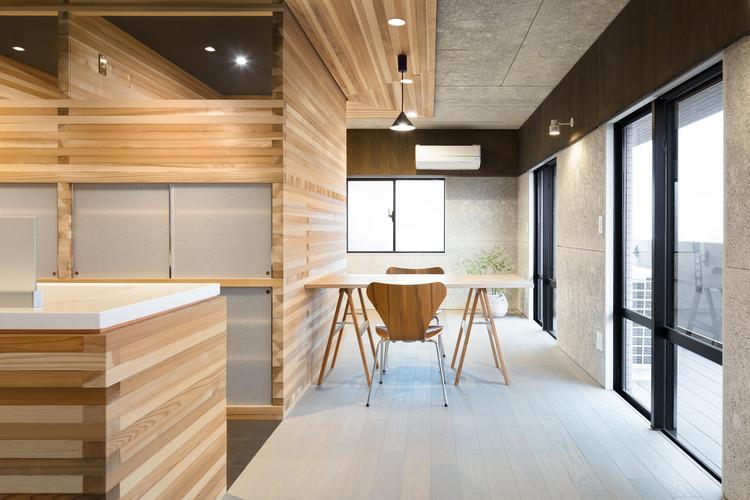 House by Rafter 2 / Hiroki Tominaga-Atelier, © Takumi Ota