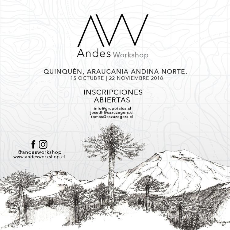 Andes Workshop Quinquén, José Domingo Hernández