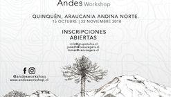 Andes Workshop Quinquén