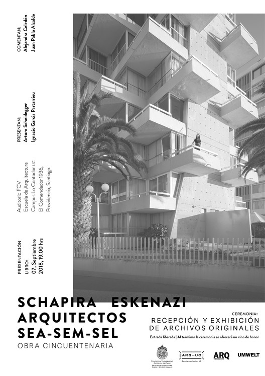 Lanzamiento libro ''Schapira Eskenazi Obra Cincuentenaria'', Rocio Camacho