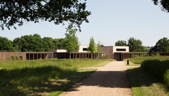 Bushey Cemetery / Waugh Thistleton Architects