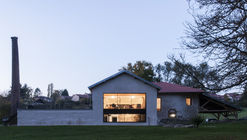Renovation of an Old Mill / Studiolada Architects