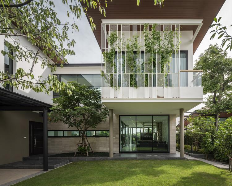 SIRI House / GLA DESIGN STUDIO, © Chalermwat Wongchompoo | Sofography