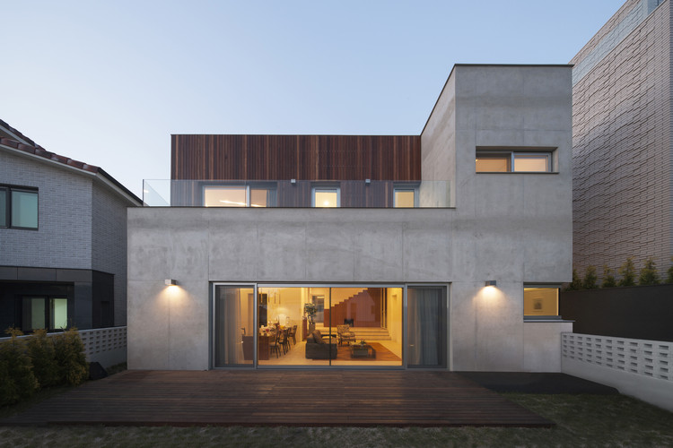 Signature House / 100A associates, © Kim Jae Yoon