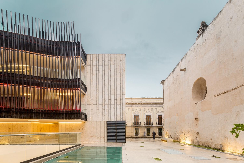 Galería de Palacio de la Música / Alejandro Medina Arquitectura + Reyes Ríos + Larraín arquitectos + Muñoz arquitectos + Quesnel arquitectos - 1