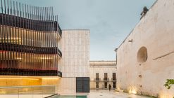 Palace for Mexican Music / Alejandro Medina Arquitectura + Reyes Ríos + Larraín arquitectos + Mu?oz arquitectos + Quesnel arquitectos