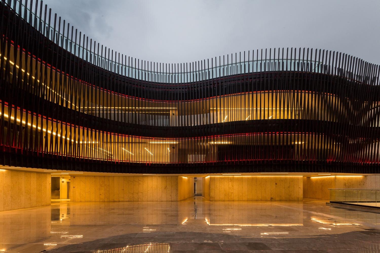 Galería de Palacio de la Música / Alejandro Medina Arquitectura + Reyes Ríos + Larraín arquitectos + Muñoz arquitectos + Quesnel arquitectos - 14