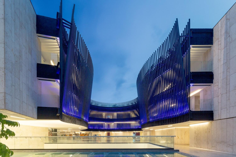 Galería de Palacio de la Música / Alejandro Medina Arquitectura + Reyes Ríos + Larraín arquitectos + Muñoz arquitectos + Quesnel arquitectos - 9