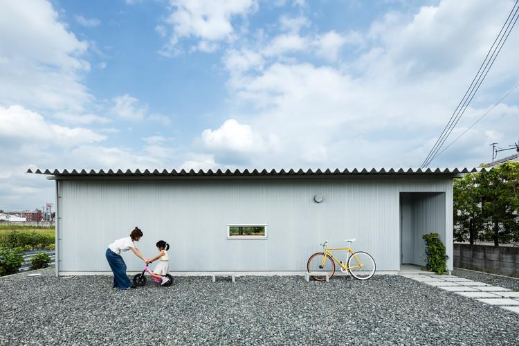House in Mita / Horibe Associates, © Yohei Sasakura