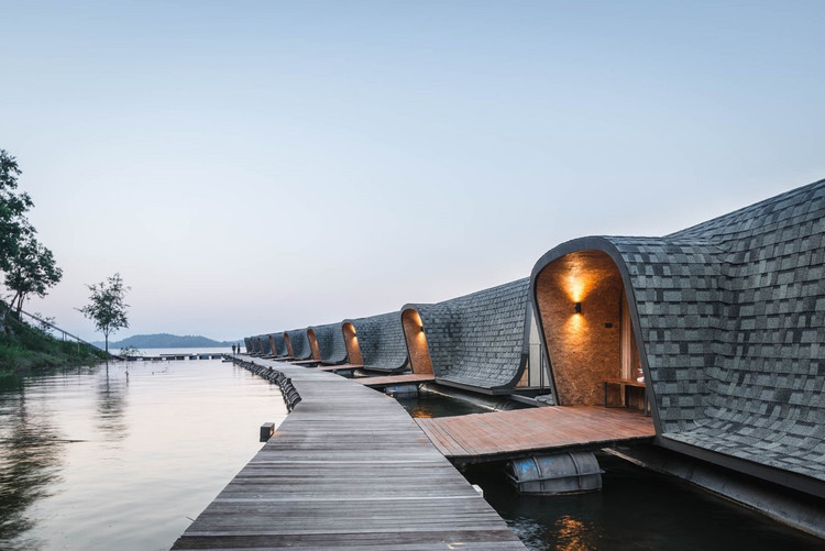Z9 Resort / Dersyn Studio, © Beer Singnoi