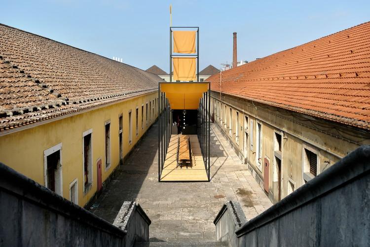 Viaticus Pavilion / Atelier JQTS, © Diana Quintela