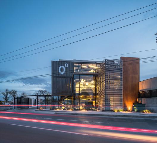 COºRDENADA Centro de Diseño / HADVD Arquitectos