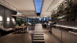 Nowhere / Stu/D/O Architects