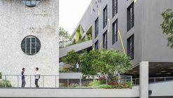 Comuna da Juventude de Tianhe / O-office Architects