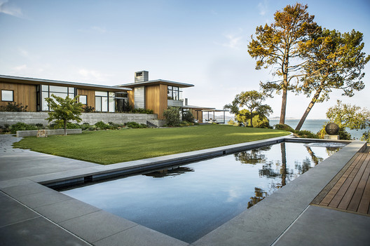 Tiburon Bay View / Walker Warner Architects
