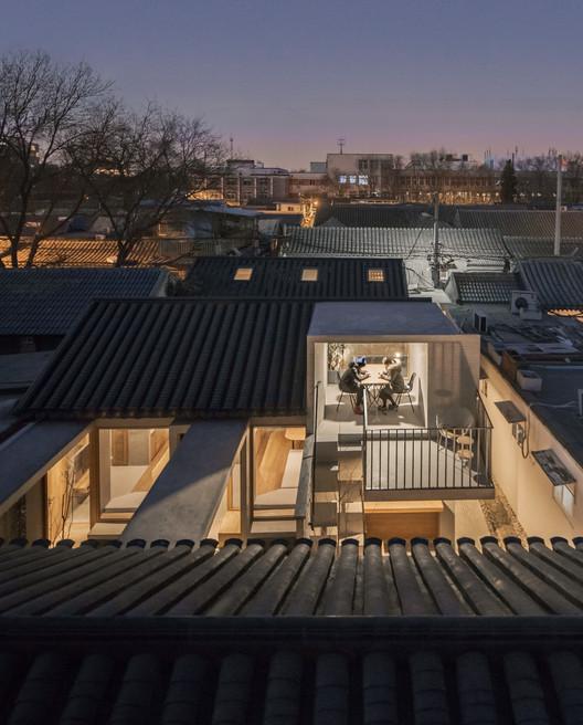 Miniature Beijing: the Conversion of No. 28 Dayuan Hu Tong / Atelier Li Xinggang