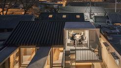 Miniatura de Beijing: la transformación del n°28 de Dayuan Hu Tong / Atelier Li Xinggang