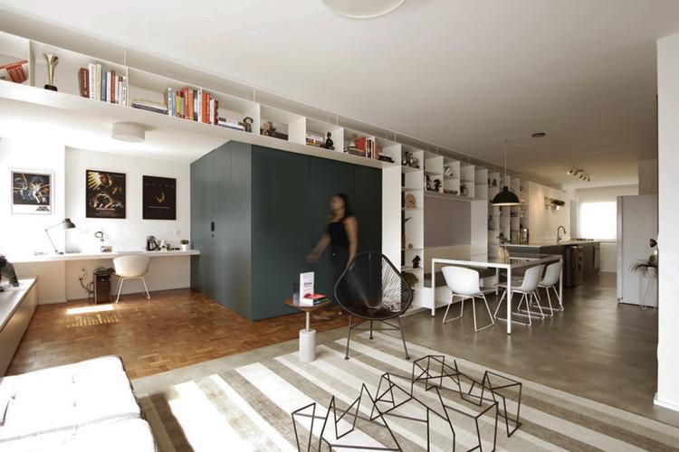 Apartamento Itapicuru / Coletivo de Arquitetos + Entre Arquitetos, © Guile Amadeu
