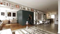 Apartamento Itapicuru / Coletivo de Arquitetos + Entre Arquitetos
