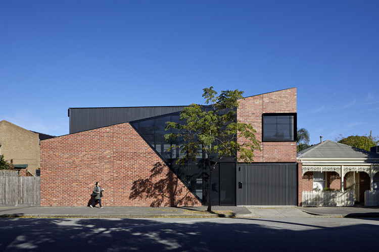 Boundary Street House / Chan Architecture, © Tatjana Plitt Photography
