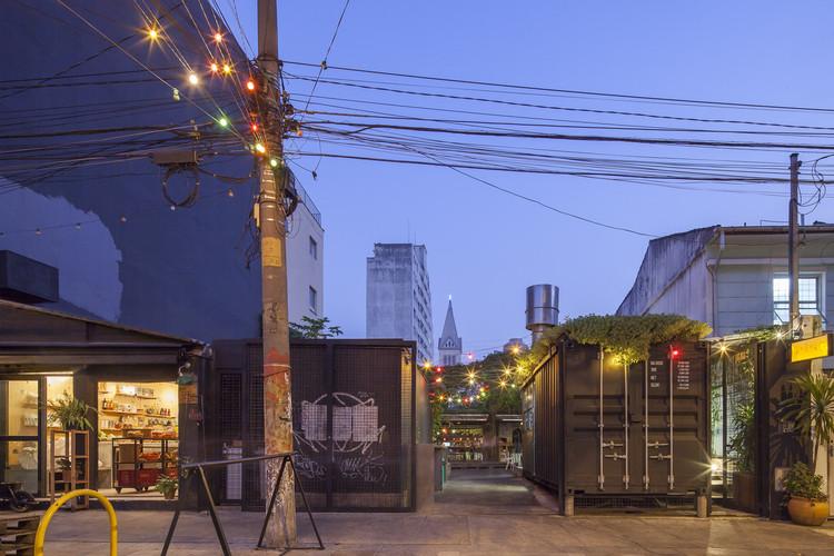 Arquitetura Paulistana #60: Pitico / Marina Portolano + Julia Masagão + Joana Barossi + Marcelo Dionísio + Anna Ferrari, © Maíra Acayaba