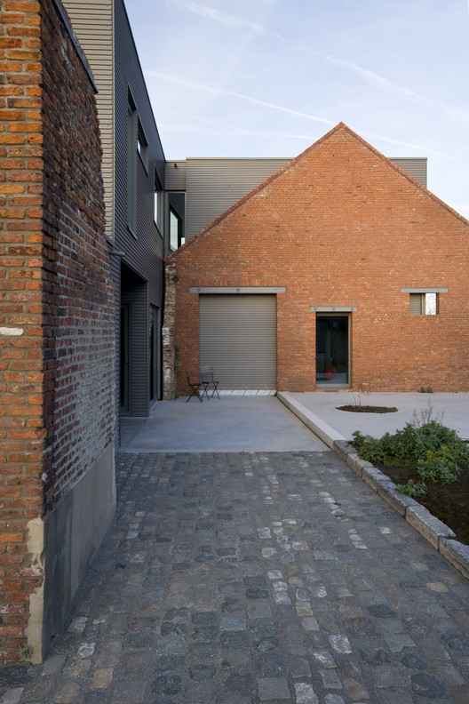 House DSA / MarS Architecten