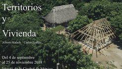 Territorios y vivienda: Alberto Kalach y Carlos Zedillo