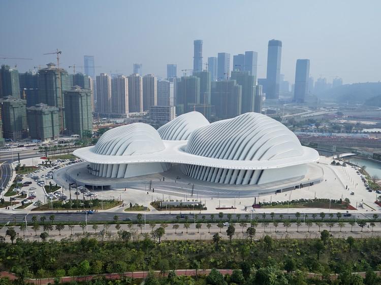 Centro de Cultura y Arte de Guangxi / gmp Architects, © Christian Gahl