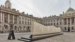 Pavilhão grego é destaque na Bienal de Design de Londres