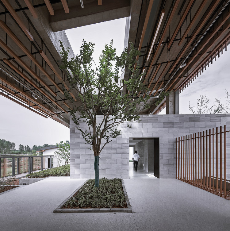 Dou Shan Yi Reception Hall / UAO, © Yilong Zhao