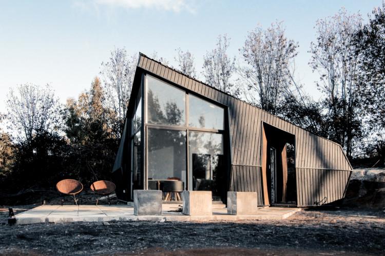 Refugio Corel / Enzo Sartori, © José Luis Valladares