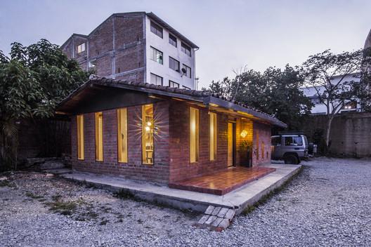 Oficina BEarq / Brasil-Ecuador arquitectura