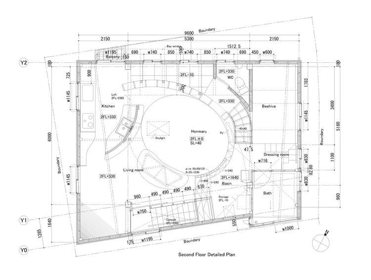 Beehive House Jima Design