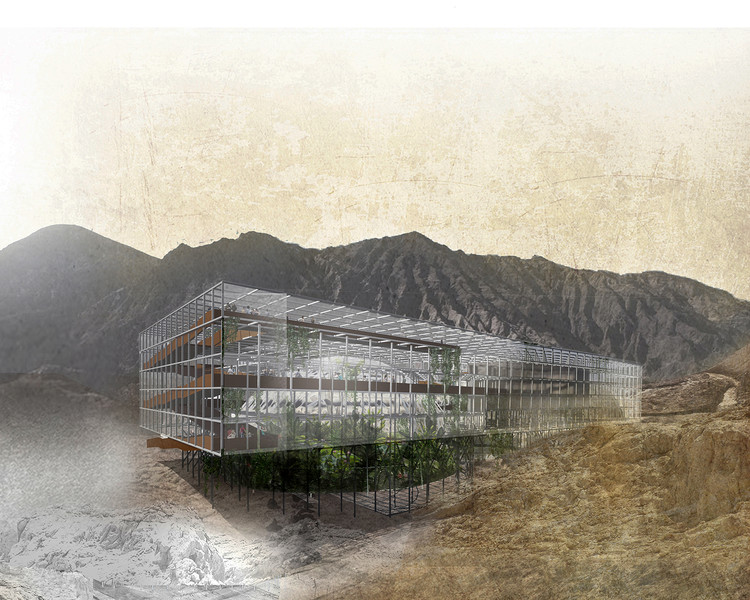 Máquina Fitorremediadora de Relave Minero, proyecto ganador del XXXII Concurso CAP Chile, Cortesía de Concurso CAP