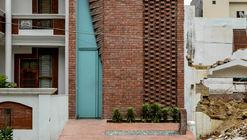 Brick Curtain Office / Firki Studio