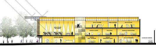 via Architecture Patrick Mauger
