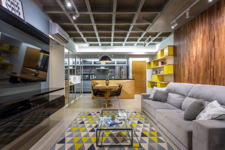 APÊ JS / grupo pr - arquitetura e design, © Jefferson Ohara