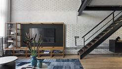 Industrial Loft II / Diego Revollo Arquitetura