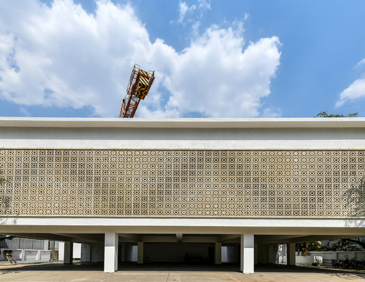Mezquita Mashrabiya / NUDES – Nuru Karim