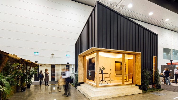 Tiny Home Designs: Grimshaw Creates Tiny House Prototype To Address Australia