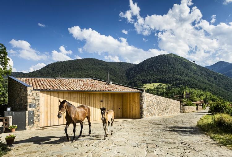 Casa Unifamiliar en la Cerdanya / Dom Arquitectura, © Jordi Anguera