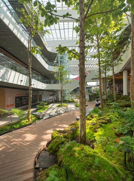 Mega Foodwalk Landscape / Landscape Collaboration